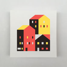 Load image into Gallery viewer, Tiny Houses #010 Giclée