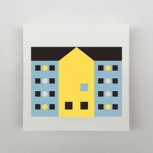 Load image into Gallery viewer, Tiny Houses #025 Giclée