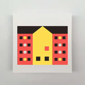 Tiny Houses #025 Giclée