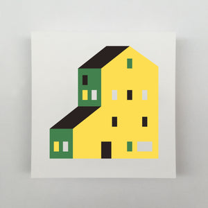 Tiny Houses #017 Giclée