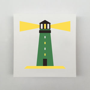 Tiny Houses #015 Giclée