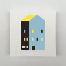 Load image into Gallery viewer, Tiny Houses #002 Giclée