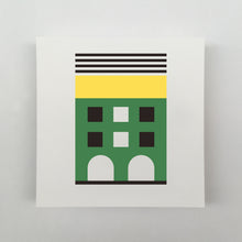 Load image into Gallery viewer, Tiny Houses #003 Giclée