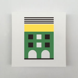 Tiny Houses #003 Giclée