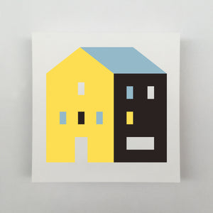 Tiny Houses #021 Giclée