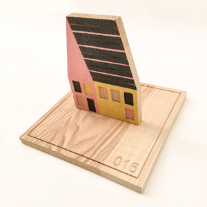 Tiny Houses #004 Wood