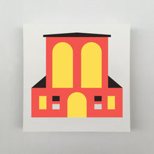 Load image into Gallery viewer, Tiny Houses #008 Giclée
