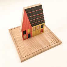 Load image into Gallery viewer, Tiny Houses #004 Wood