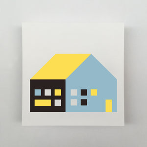 Tiny Houses #005 Giclée