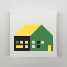 Load image into Gallery viewer, Tiny Houses #005 Giclée