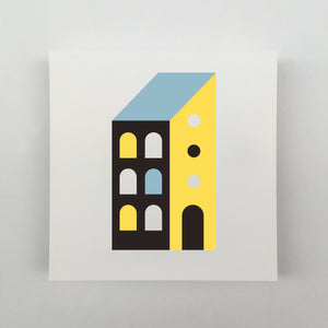 Tiny Houses #006 Giclée