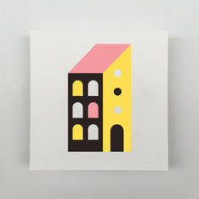 Load image into Gallery viewer, Tiny Houses #006 Giclée
