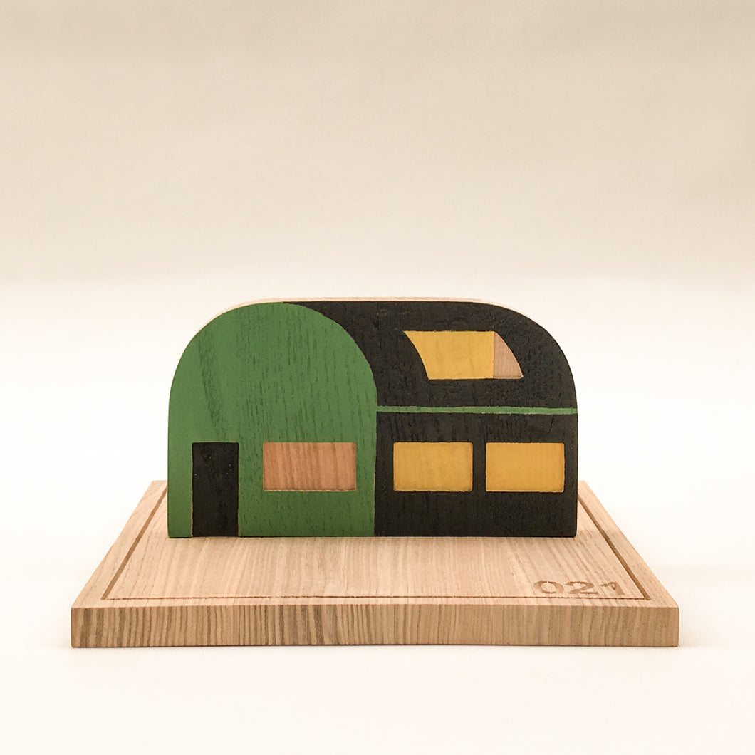 Tiny Houses #011 Wood