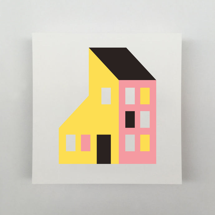 Tiny Houses #023 Giclée