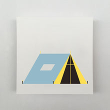 Load image into Gallery viewer, Tiny Houses #024 Giclée