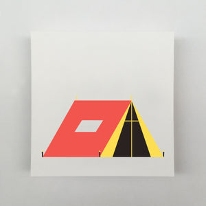 Tiny Houses #024 Giclée