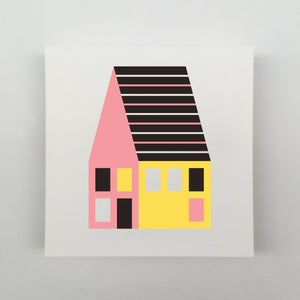 Tiny Houses #004 Giclée