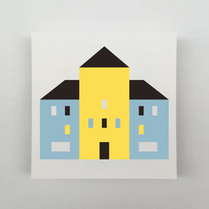 Tiny Houses #019 Giclée