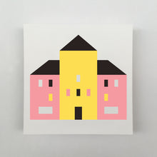 Load image into Gallery viewer, Tiny Houses #019 Giclée
