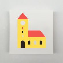 Load image into Gallery viewer, Tiny Houses #001 Giclée