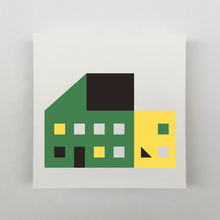 Load image into Gallery viewer, Tiny Houses #014 Giclée