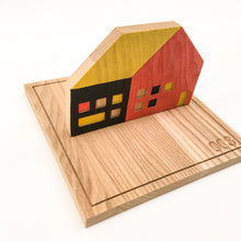 Load image into Gallery viewer, Tiny Houses #005 Wood