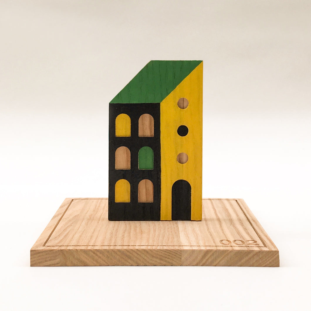 Tiny Houses #009 Wood