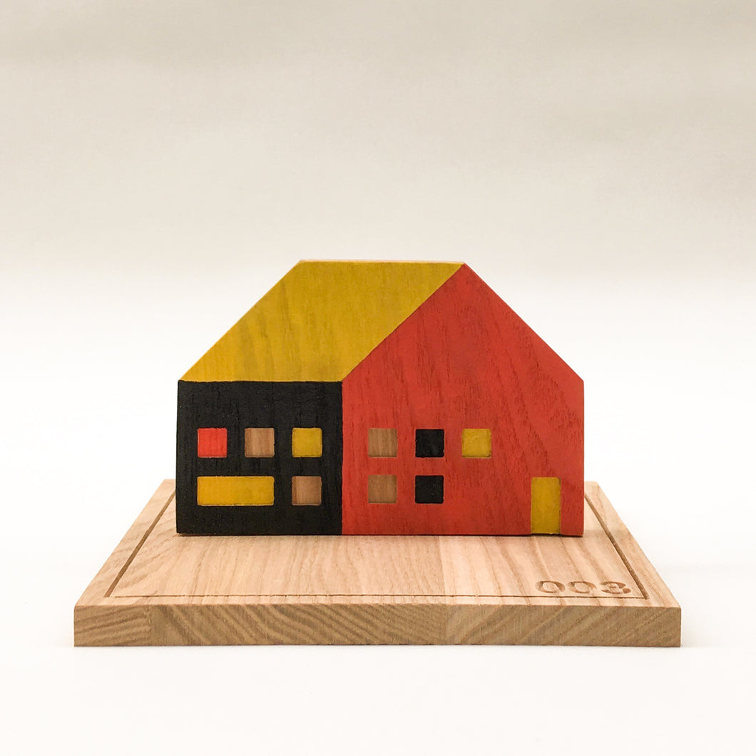 Tiny Houses #005 Wood