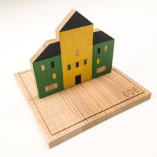 Load image into Gallery viewer, Tiny Houses #019 Wood