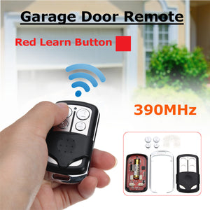 Universal Garage Door Remote- 4-in-1 Control Key - PURPLE LEARN BUTTON ONLY