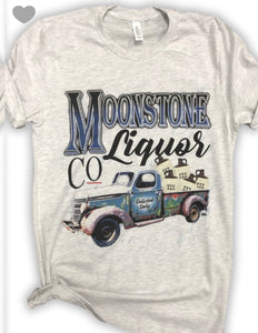 Moonstone liquor co
