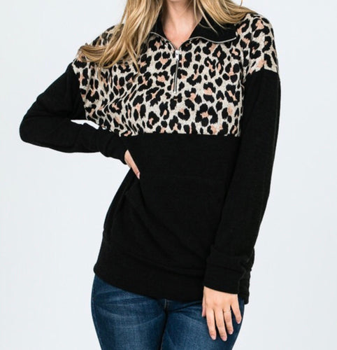 Cheetah pull over