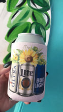 Load image into Gallery viewer, Sunflower Drink hugger