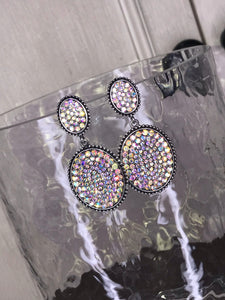 Classy girl earrings