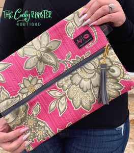 Jane doe {LARGE} makeup junkie bag