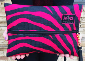 MJ Fever makeup junkie bag