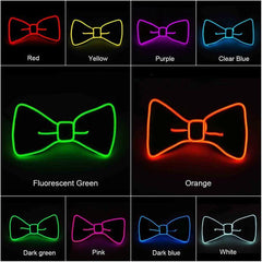 Bow Tie LED Light Up