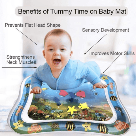 Inflatable Baby Water Mat