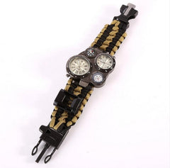 Paracord Bracelet Watch