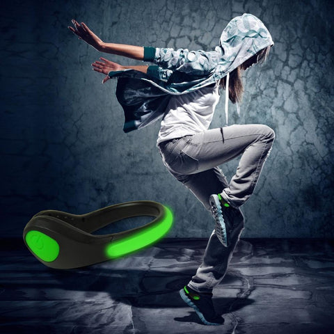 LED Luminous Shoe Clip - Superdeals-Cart