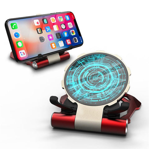 Iron Man Wireless Charger