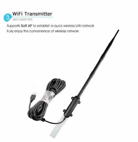 Outdoor USB Wifi Antenna