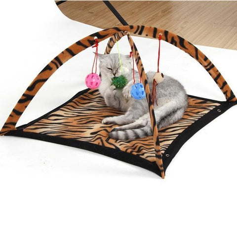 Playing Bed Tent Toy for Cats - Superdeals-Cart