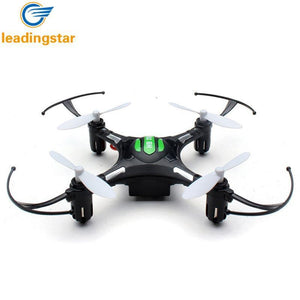 LeadingStar H8 Mini Drone Headless Mode Drones 6 Axis Gyro Quadrocopter 2.4GHz 4CH Dron One Key Return RC Helicopter VS H36 Toy - Superdeals-Cart