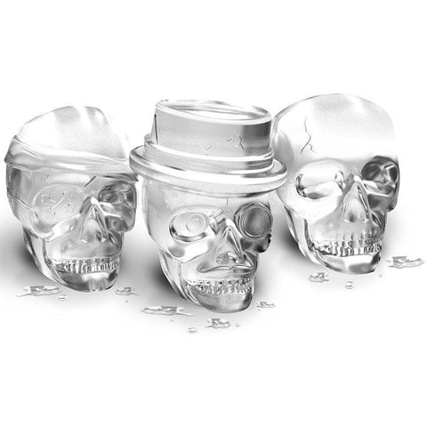 HALLOWEEN SKULL ICE MOLD - Superdeals-Cart