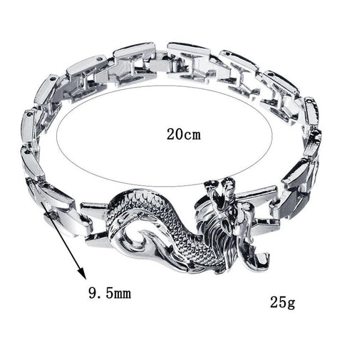 Dragon Hand Chain Bracelet - Superdeals-Cart