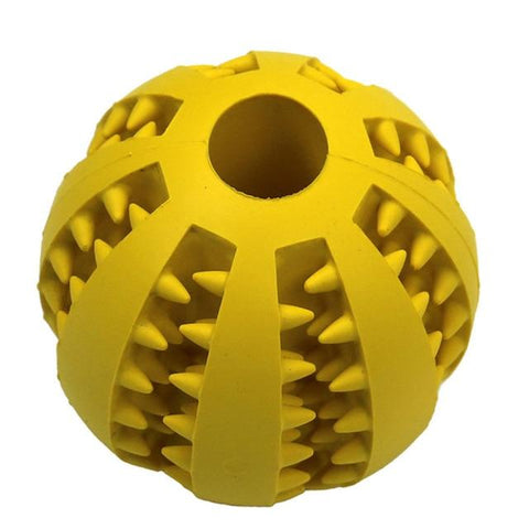 Pet Rubber Ball Toy