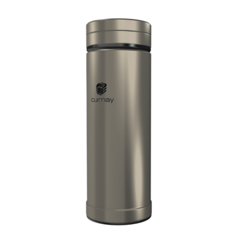 Glass Liner Insulation Tumbler