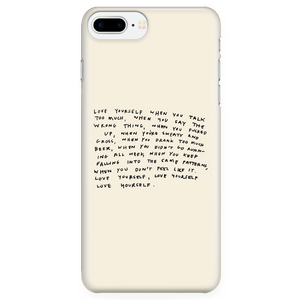 Love Yourself - Case