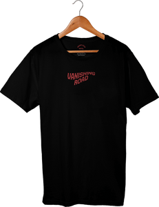 Vanishing Road Tee - Black